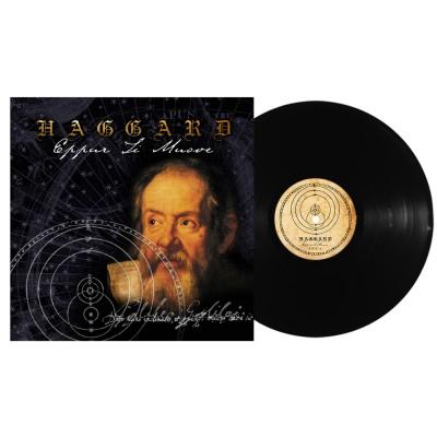 Haggard - Eppur Si Muove Vinyl Black