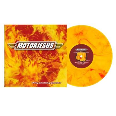 Motorjesus - Dirty Pounding Gasoline LP