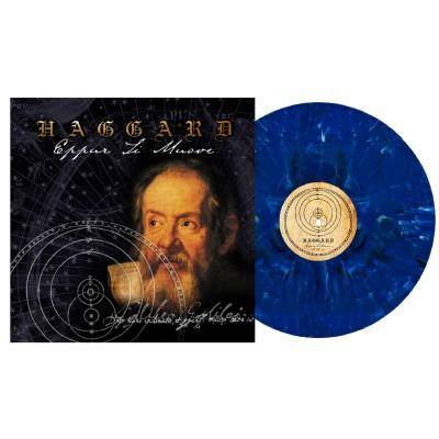Haggard - Eppur Si Muove Vinyl Blue