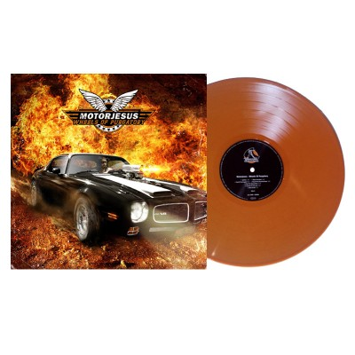 Motorjesus - Wheels Of Purgatory - LP