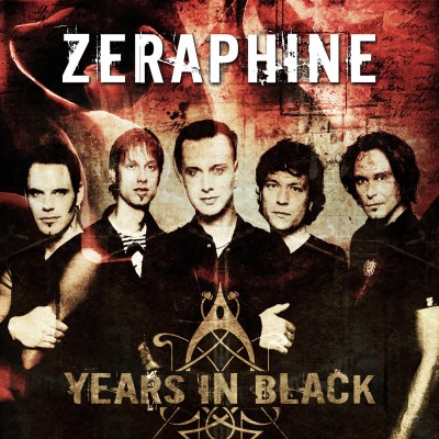 Zeraphine - Years In Black