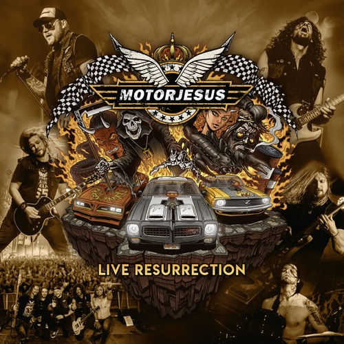 Motorjesus - Live Resurrection